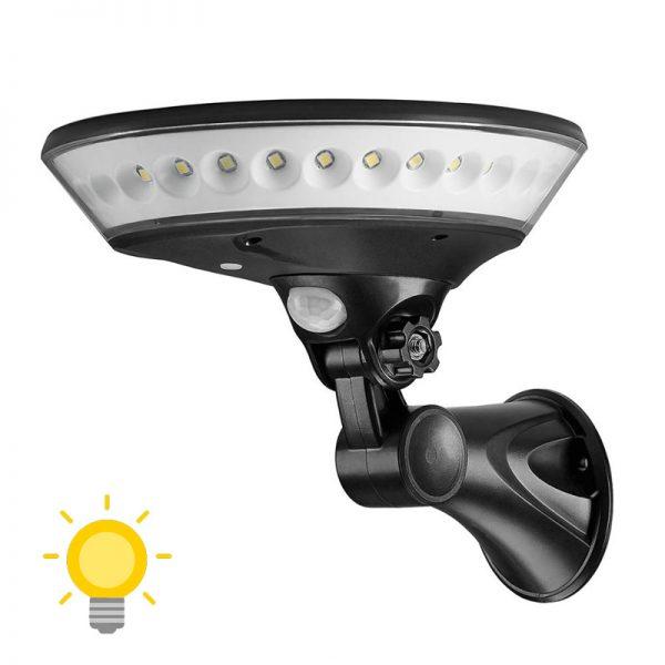 lampe solaire 360 degrés