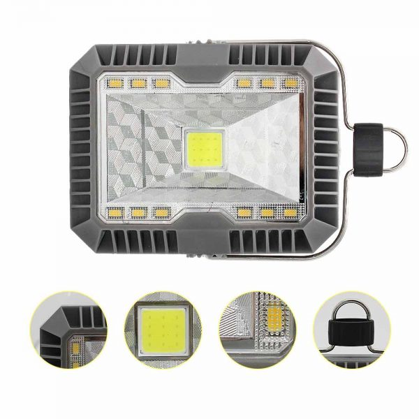 lampe solaire camping pas cher