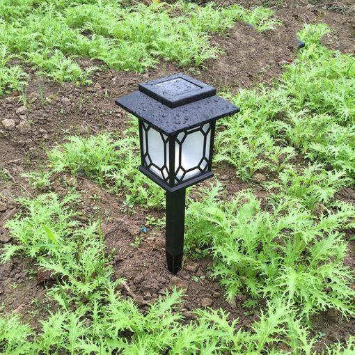 lampe solaire décorative jardin étanche