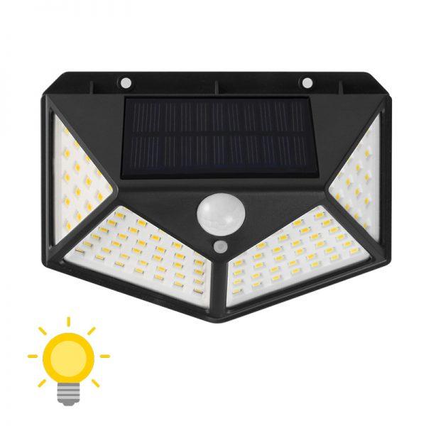 Lampe solaire LED exterieur