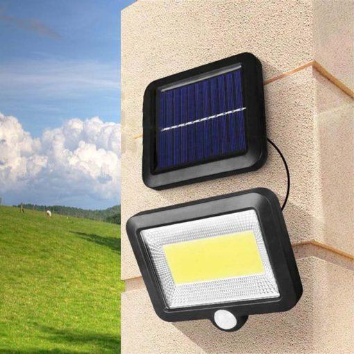 lampe solaire led jardin extérieur