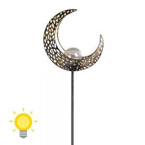 lampe solaire lune