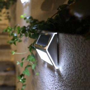 lampe solaire marche escalier jardin