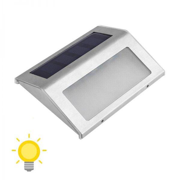 lampe solaire pour marche escalier