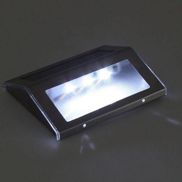 lampe solaire pour marche escalier pas cher
