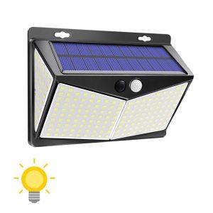 lampe solaire pour mur exterieur
