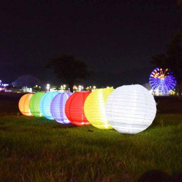 lanterne chinoise solaire étanche