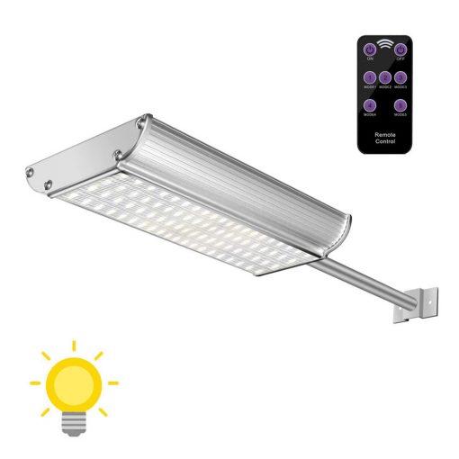 Projecteur solaire puissant avec telecommande