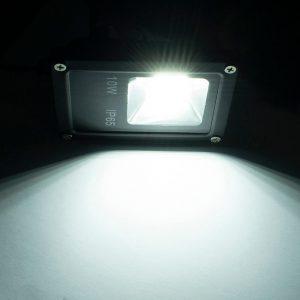 Projecteurs solaires puissant 1000 lumens avec télécommande