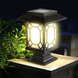 lampe solaire décorative jardin led
