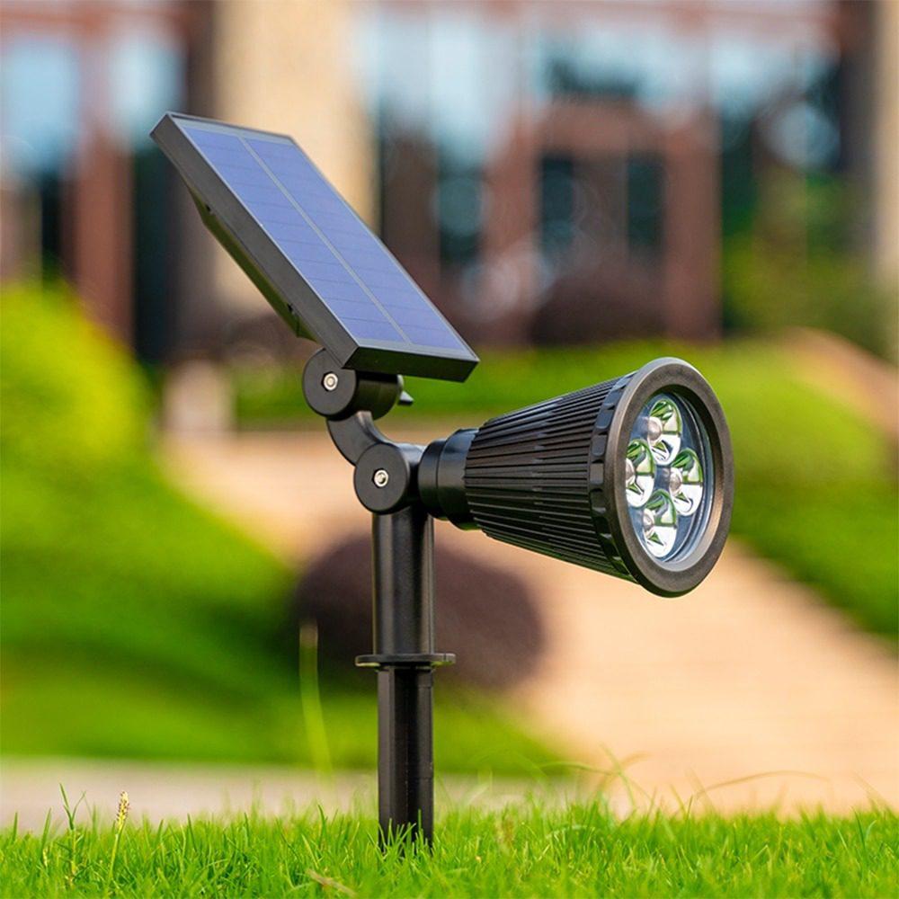 choisir lampe solaire spot