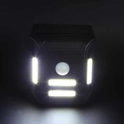 Applique solaire LED à détecteur de mouvement exterieur