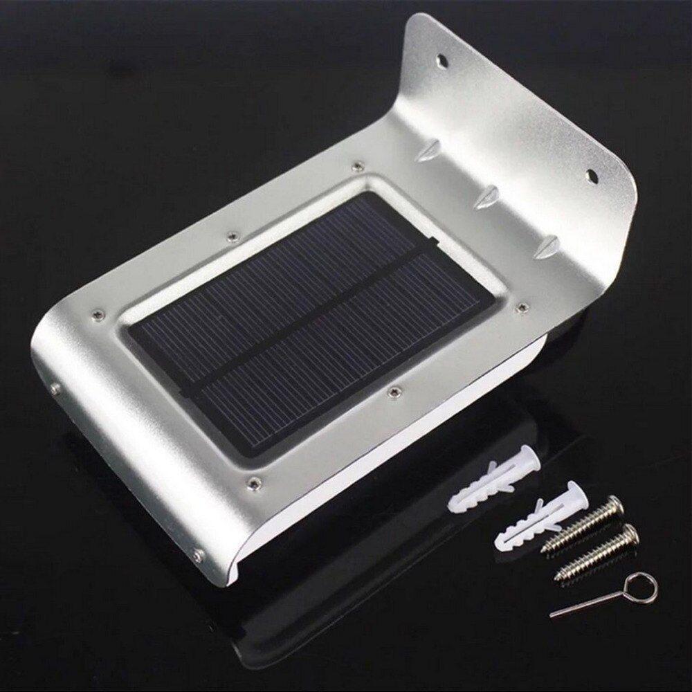 avantage éclairage solaire : installation facile
