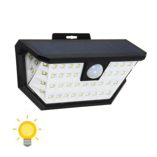 Lampe à LED solaire imperméable sans fil