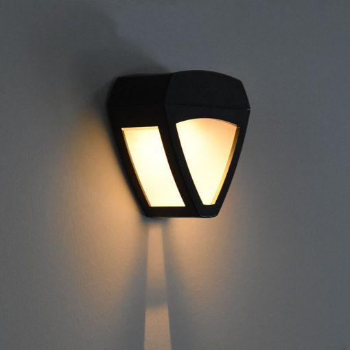 Lampe solaire pas cher lumière chaude