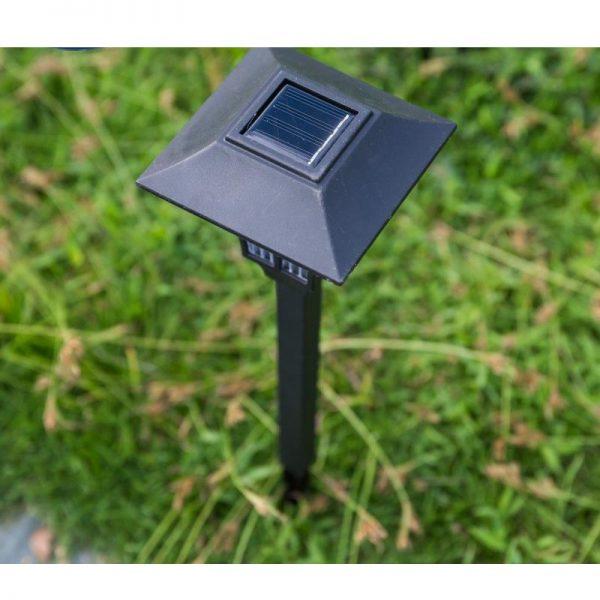 Balise LED solaire extérieur éclairage