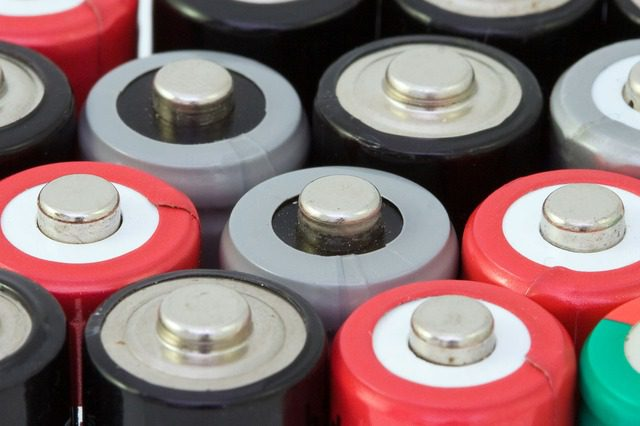batterie lampe solaire ne fonctionne plus