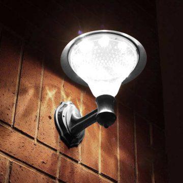 lampadaire solaire pour terrasse led