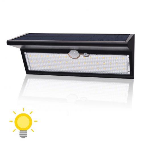 lampe solaire 800 lumens