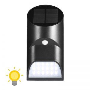 lampe solaire allumage automatique