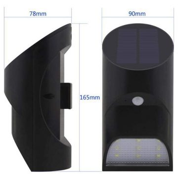 lampe solaire allumage automatique exterieur