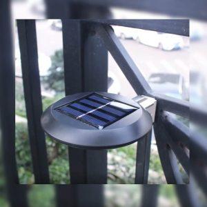 lampe solaire barrière pas cher