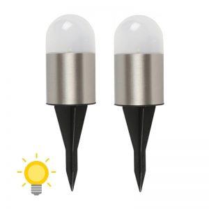 lampe solaire déco jardin