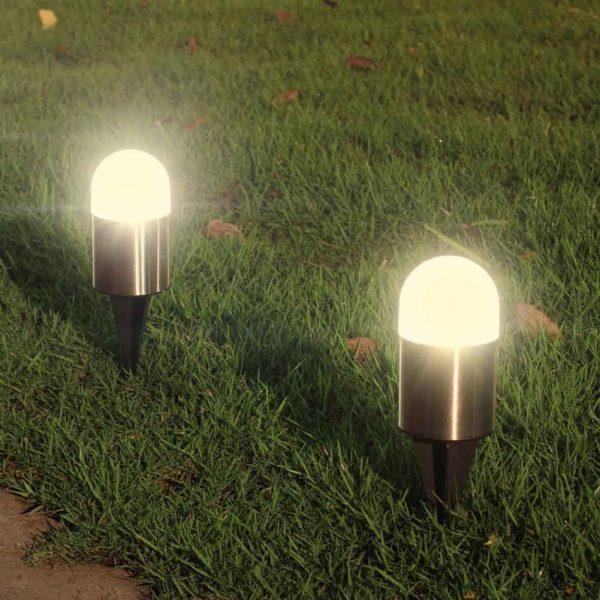 lampe solaire déco jardin éclairage