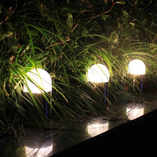 lampe solaire déco jardin extérieure