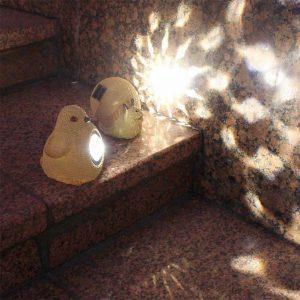 Lampe solaire escargot pas cher