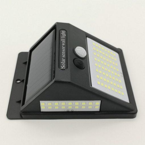 Lampe solaire extérieur 100 LED jardin
