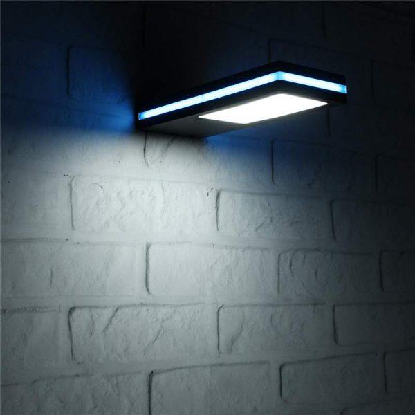 Lampe solaire extérieur haut de gamme puissante