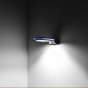 lampe solaire extérieur originale led