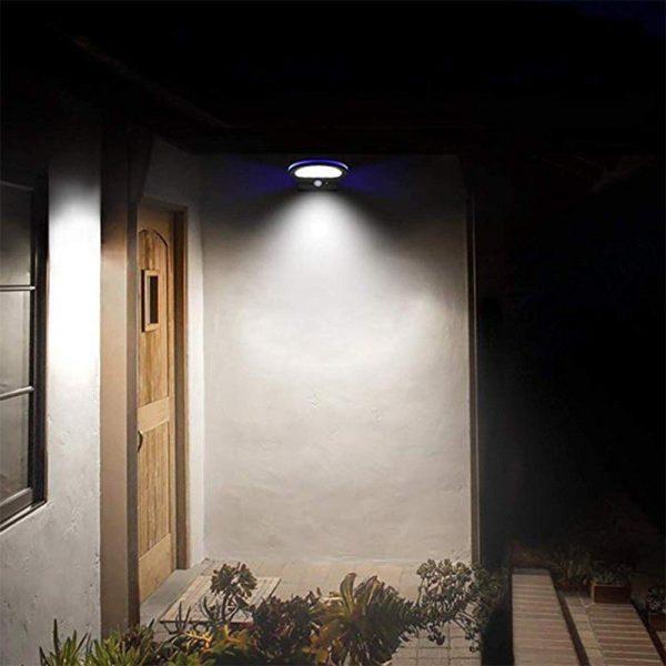 Lampe solaire extérieur originale puissante