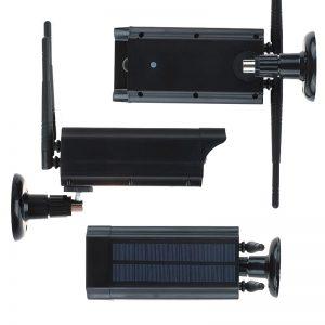 lampe solaire extérieur radar puissante