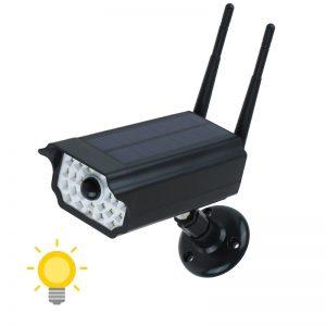 lampe solaire extérieur radar