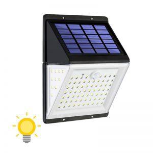 Lampe solaire extérieur télécommande