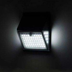 Lampe solaire extérieur télécommande led