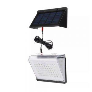 Lampe solaire extérieur télécommmande pas chermande