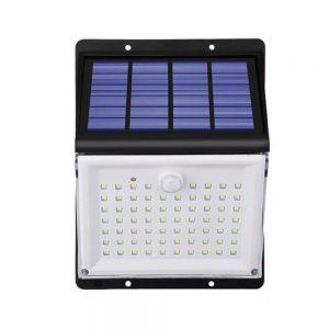 Lampe solaire extérieur télécommande puissante