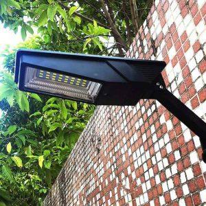 lampe solaire forte puissance avec détecteur de mouvement