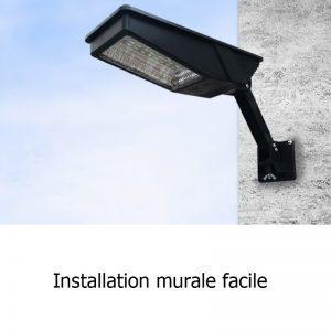 lampe solaire forte puissance extérieur