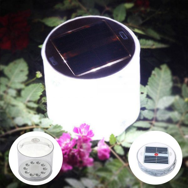 lampe solaire gonflable pas cher