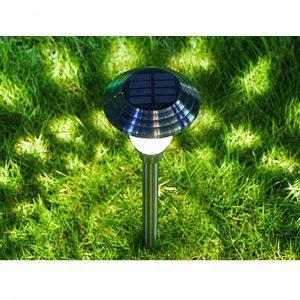 lampe solaire jardin décorative exterieur