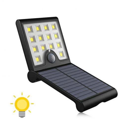 Lampe solaire pliante exterieur