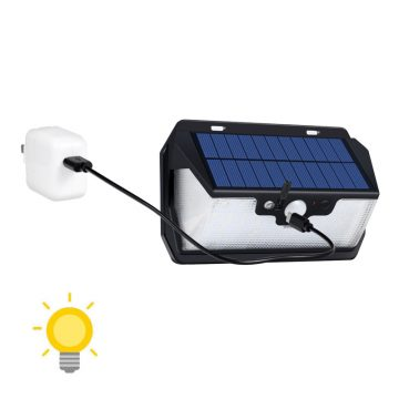 Lampe solaire rechargeable USB