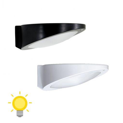 lampe solaire ronde extérieur