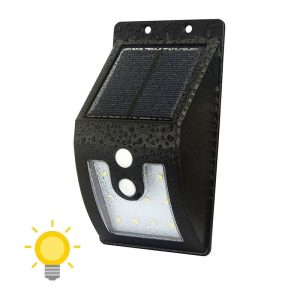 lampe solaire waterproof