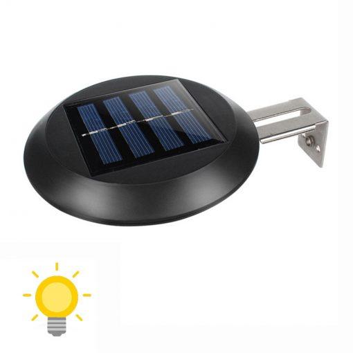 lampe solaire barrière