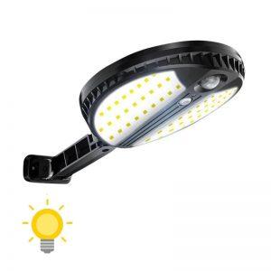 Projecteur solaire à LED sans fil